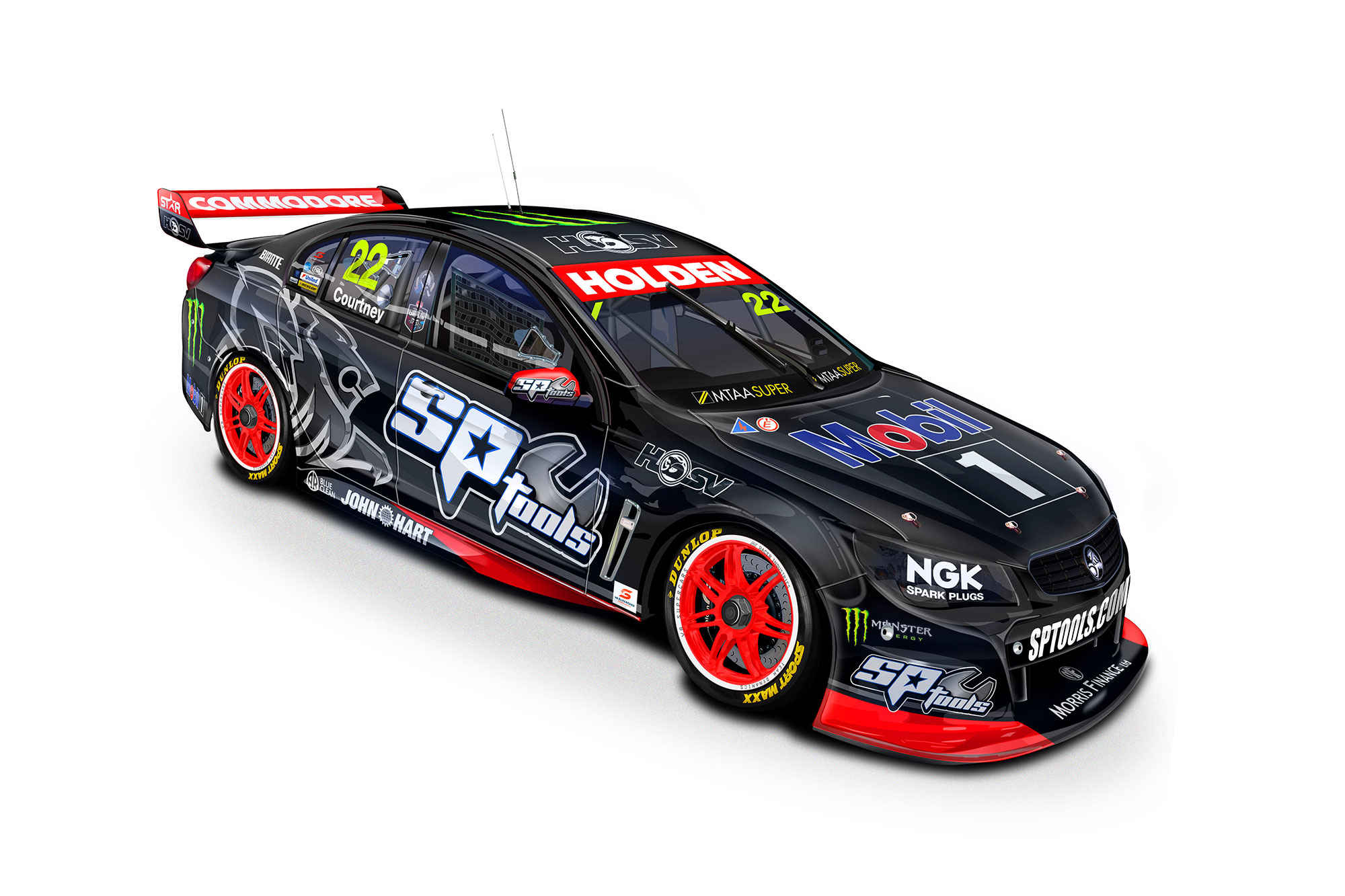 Poll Your Favourite Livery Supercars