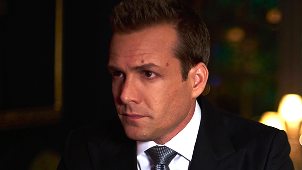Suits Harvey Specter's Abandonment