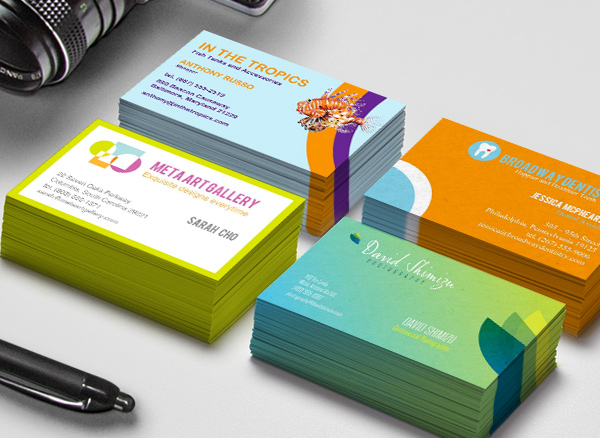 Creating Business Cards  Staples Business Card Guide