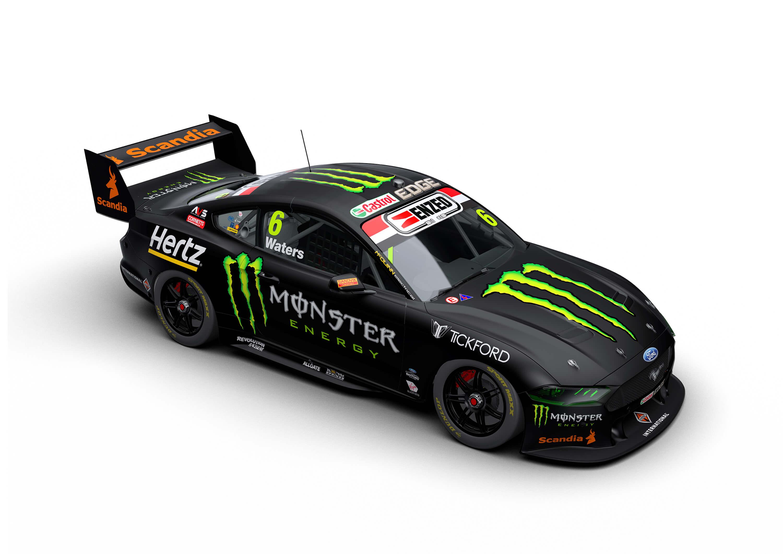 V8 supercars 2019 cars